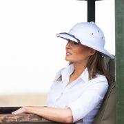 Fashion-Fauxpas! Heftige Kritik an Solo-Auftritt der First Lady (Foto)