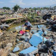 Video zeigt Schockbilder: 1000 Häuser von Erdloch verschluckt (Foto)