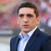 VfB Stuttgart trennt sich von Trainer Korkut (Foto)