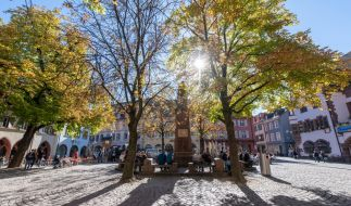 """Der goldene Oktober bleibt uns dank Hoch """"Viktor"""" vorerst erhalten. (Foto)"""