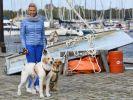 """Nicht nur Moderatorin Andrea Kiewel freute sich auf die zweite Ausgabe """"ZDF Fernsehgarten on Tour"""" aus Stralsund. (Foto)"""