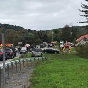 Schreckliches Unglück! Todesfahrt in Limousine fordert 20 Tote (Foto)