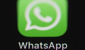 Mitgehangen, mitgefangen: Aus einer Whatsapp-Gruppe gibt es kein unbemerktes Entkommen. (Foto)