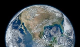 Der Klimawandel lässt unsere Welt untergehen. (Foto)
