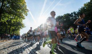 Bei einem Marathon in Wales kam es zu einem tragischen Unglück. (Foto)
