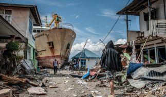 War die Naturkatastrophe in Indonesien eine Strafe Gottes für Homosexualität? (Foto)