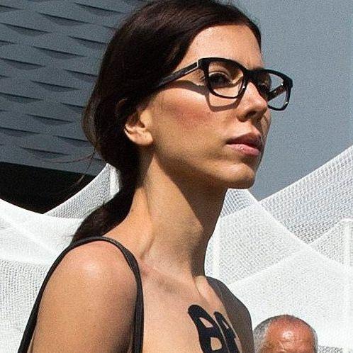 Lust pur! HIER zeigt die Nackt-Künstlerin ihr Orgasmus-Gesicht (Foto)