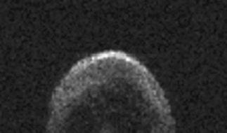 Totenkopf-Asteroid auf Kollisionskurs mit der Erde? (Foto)