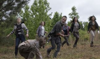 "Beißer-Alarm bei ""The Walking Dead"" (Foto)"