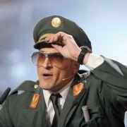 Mirco Nontschew ist ein Freund skurriler Rollen und Kostüme. (Foto)