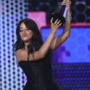 Freu sich über einen Award: Camila Cabello.