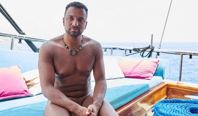 Emanuel (32), Unternehmer aus Stuttgart, kommt zu Anfang mit dem Leben auf der