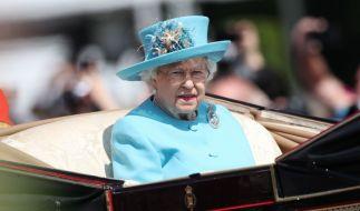 Die Queen muss 2025 ihre Privatgemächer im Palast räumen. (Foto)