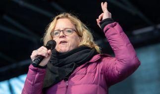 Natascha Kohnen geht für die SPD als Spitzenkandidatin bei der Landtagswahl in Bayern ins Rennen. (Foto)
