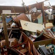 Totale Zerstörung! Monster-Wirbelsturm fordert bislang zwei Todesopfer (Foto)
