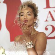 Sängerin Rita Ora setzt für ihr neues Album