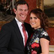 Ihre Verlobung hatten Prinzessin Eugenie und Jack Brooksbank am 22. Januar 2018 bekanntgegeben.