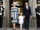 Müssen sich Prinzessin Victoria von Schweden und ihr Mann Prinz Daniel um ihre Tochter Prinzessin Estelle sorgen? (Foto)