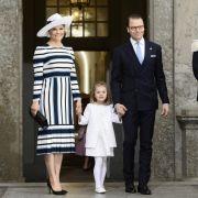 Müssen sich Prinzessin Victoria von Schweden und ihr Mann Prinz Daniel um ihre Tochter Prinzessin Estelle sorgen?