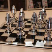 Wer schon immer dachte, Schach sei für'n Arsch, der bekommt durch dieses Schachspiel mit Anal-Plugs einen starken Argumentationsverstärker.