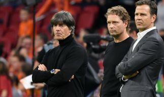 Die Niederlage gegen Holland ist für Jogi Löw extrem hart. (Foto)