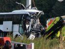 Bus-Unfall im Tessin