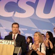 Union und SPD nach Bayern-Fiasko unter Druck (Foto)