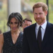 Endlich Nachwuchs für Meghan Markle und Prinz Harry. (Foto)