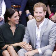 Schwere Vorwürfe! Ruinierten Meghans Baby-News Eugenies Hochzeit? (Foto)