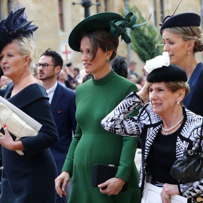 Kates Schwester bringt ihr Royal-Baby zur Welt (Foto)