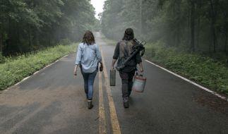 """Wie geht es bei """"The Walking Dead"""" weiter? (Foto)"""