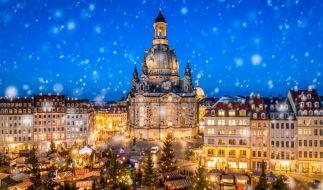 Wo gibt's die schönsten Weihnachtsmärkte Deutschlands? Wir verraten es Ihnen! (Foto)