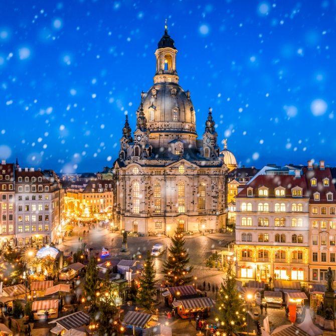 Wo und wann öffnen die Weihnachtsmärkte in diesem Jahr? (Foto)