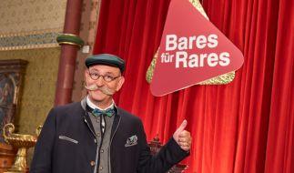 Moderator Horst Lichter begrüßt seine Gäste heute auf Schloss Drachenburg. (Foto)