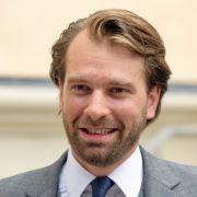 Prinz Georg-Constantinvon Sachsen-Weimar-Eisenach verstarb bei einem Reitunfall.