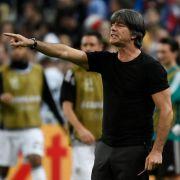 DFB-Elf nach Frankreich-Pleite vor Abstieg - Rückendeckung für Löw (Foto)