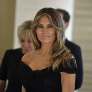 First Lady in Gefahr? Ihr Flugzeug musste plötzlich umkehren (Foto)