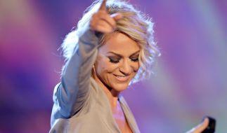 Michelle und ihr Ex Matthias Reim haben einen gemeinsamen Song aufgenommen. (Foto)