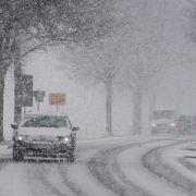 Kälte-Granate! HIER fällt diese Woche der 1. Schnee (Foto)