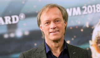 Nach mehr als 30 Jahren macht Gerhard Delling Schluss bei der ARD. (Foto)