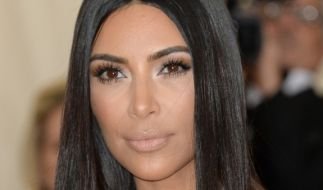 Kim Kardashians neueste Nackt-Werbung ging nach hinten los. (Foto)