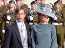 Prinzessin Tessy von Luxemburg getrennt