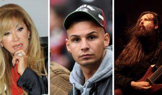 Trauer und ganz viel Drama bei diesen Promis: Carmen Geiss, Pietro Lombardi und Oli Herbert. (Foto)