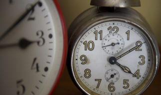 Wie steht es um die Zeitumstellung? (Foto)