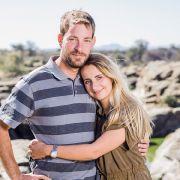 Bauer Gerald und seine Anna. (Foto)