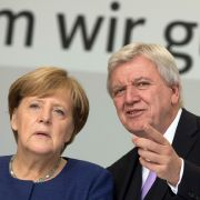 Umfrage-Schock für CDU! Merkel warnt vor Ende als Volkspartei (Foto)