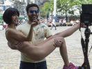 Milo Moiré zeigt auf ihrem neuesten Nacktfoto wirklich alles! (Foto)