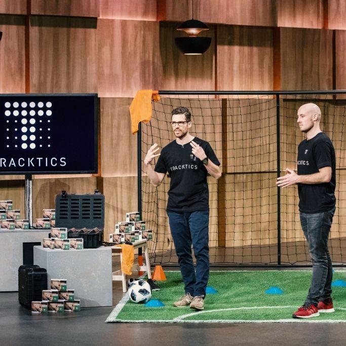 DIESES Fußball-Gadget aus DHDL lieben die Profifußballer (Foto)