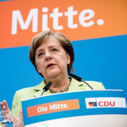 Die CDU versteht sich als Partei der Mitte.