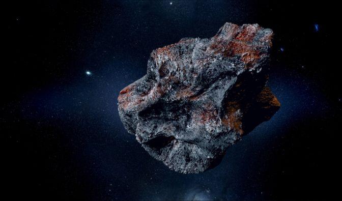 Asteroid 2918 UA